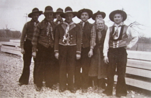 Unsere Mannschaft 1954